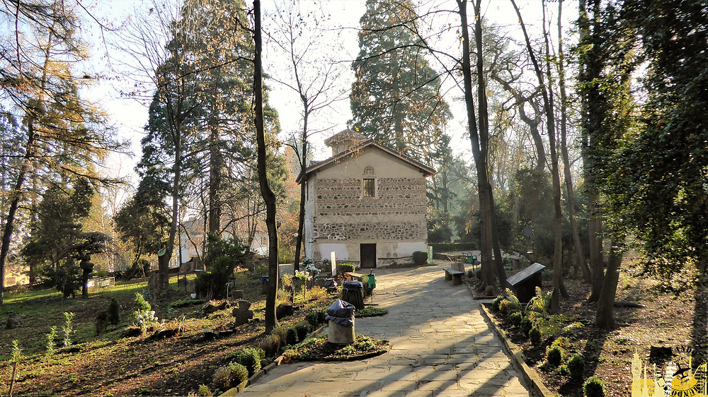 Recinto Iglesia de Boyana (Bulgaria)