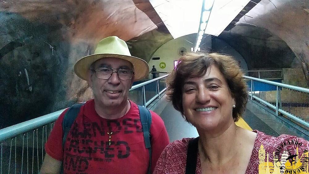 Estación Metro Río de Janeiro (Brasil)