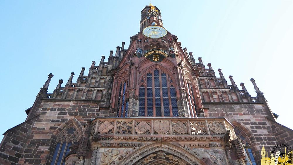 Nüremberg (Alemania). Catedral de Nuestra Señora
