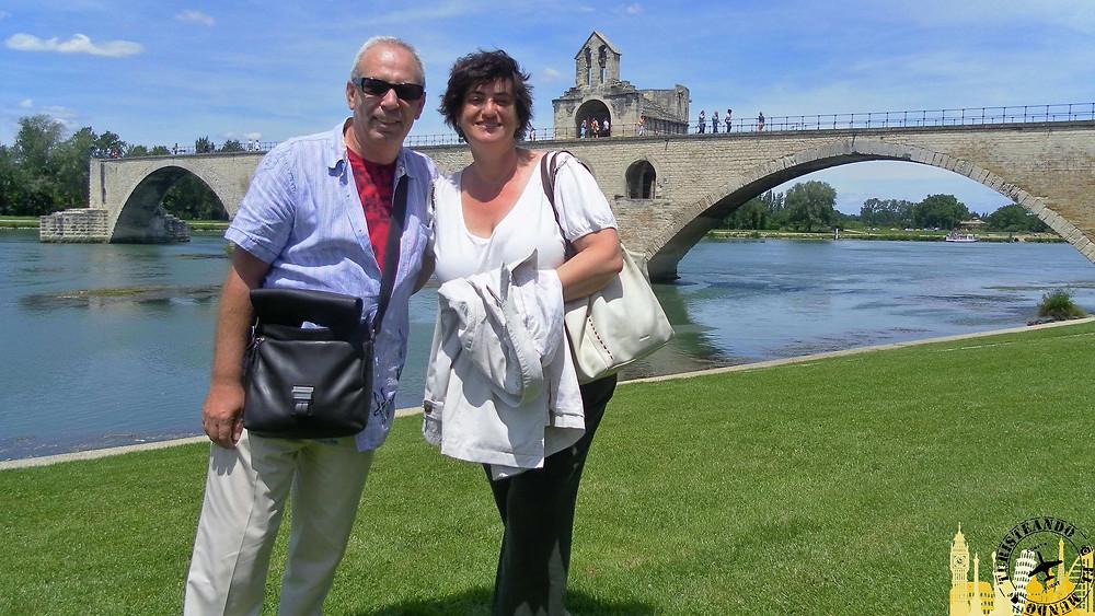 Puente de Avignon. Avignon (Francia)