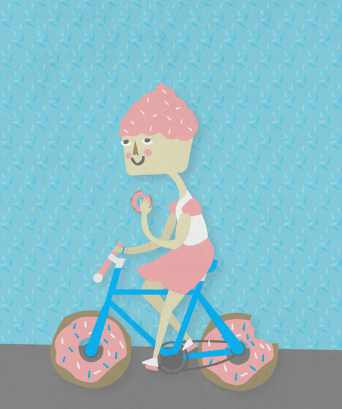 Pastry Ride