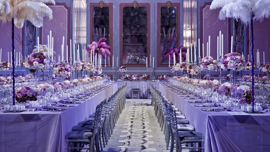 Pacote Casamento de Luxo