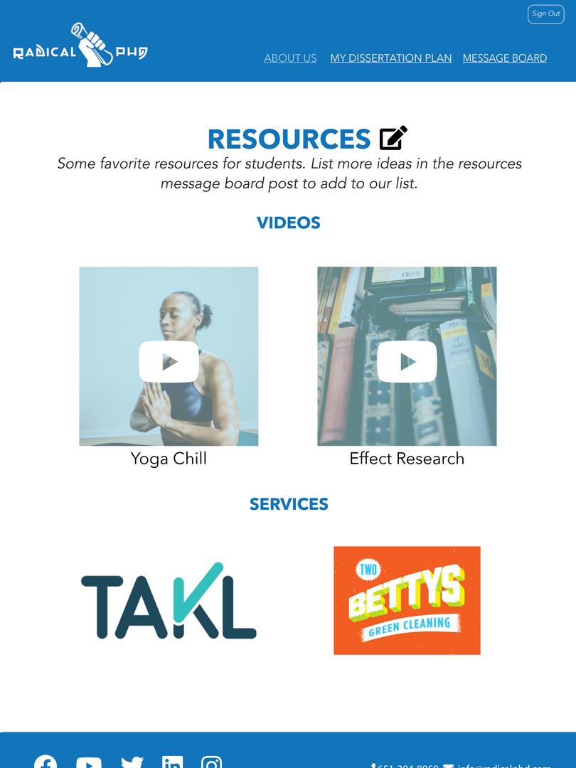 Editable Resources