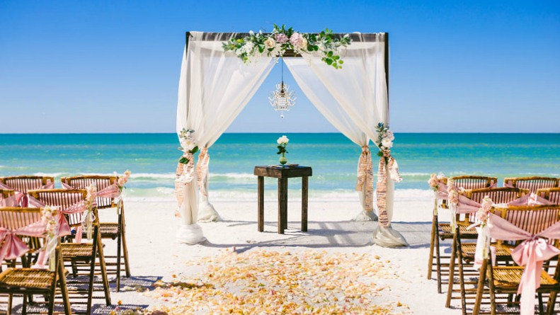 Pacotes Casamento na Praia