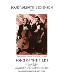 Song of Birds ART  Gtr Cello HE   LVJ 4-