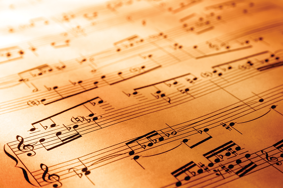 bigstock-Sheet-of-musical-symbols-with--