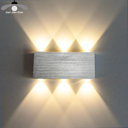 Led Wall Lamp Modern Sconce Stair Lighting Fixture
