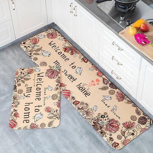 Doormat Non-Slip Kitchen  Carpet/Bath Mat