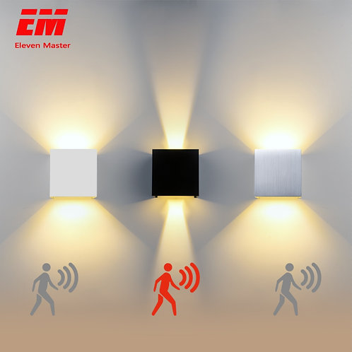 Led Wall Light IP65 7/10w Waterproof Outdoor Indoor Led Wall Lamp