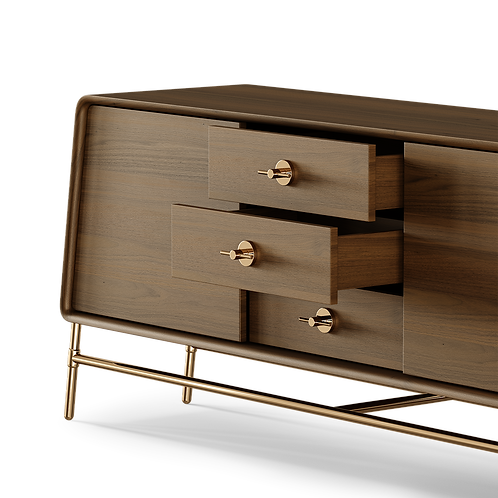 HOLLY SIDEBOARD - Superbly detailed and hand crafted with the finest materials