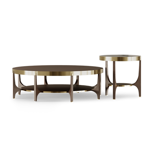 Plateau Centre Table - Superbly detailed and hand crafted