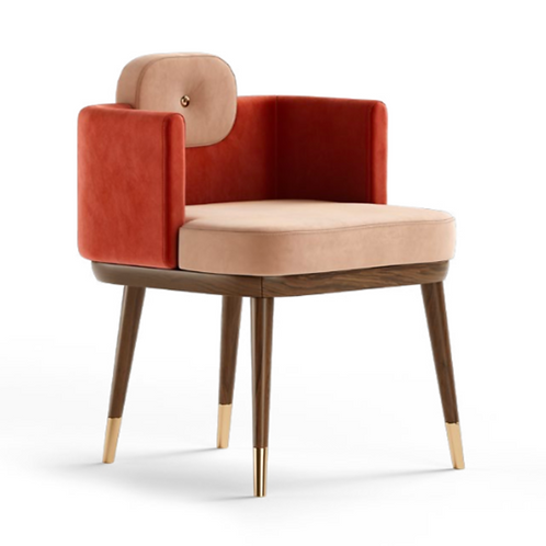ASHBY DINING CHAIR - Superbly detailed and hand crafted with the finest material