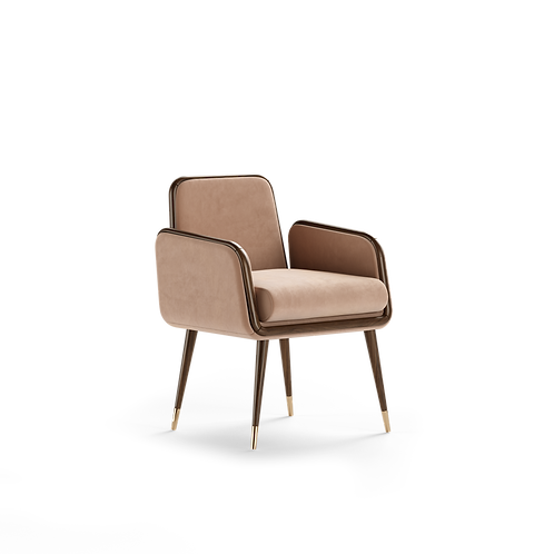 STANLEY DINING CHAIR - Superbly detailed and hand crafted