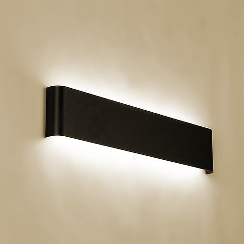 Modern Minimalist LED Aluminum Lamp Bedside Lamp Wall Lamp