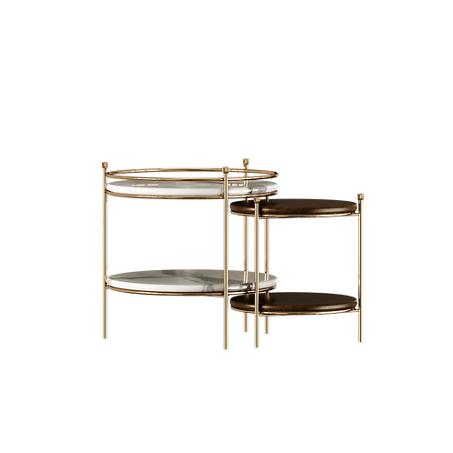 ERNI SIDE TABLE - Superbly detailed and hand crafted with the finest materials