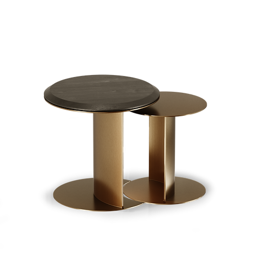 Side Table Alloy - Superbly detailed and hand crafted with the finest materials