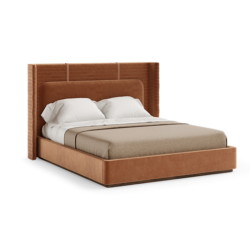 PERRY BED - Superbly detailed and hand crafted with the finest materials