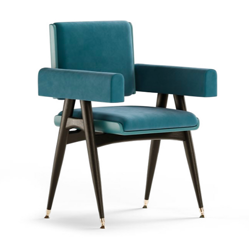 GRAYSON DINING CHAIR - Superbly detailed and hand crafted with the finest materi