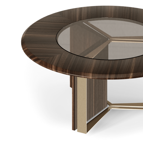 Howard Centre Table - Superbly detailed and hand crafted