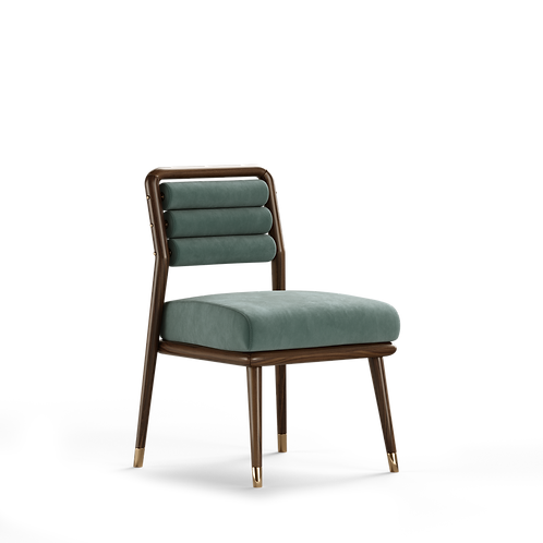 LOVANO DINING CHAIR - Superbly detailed and hand crafted