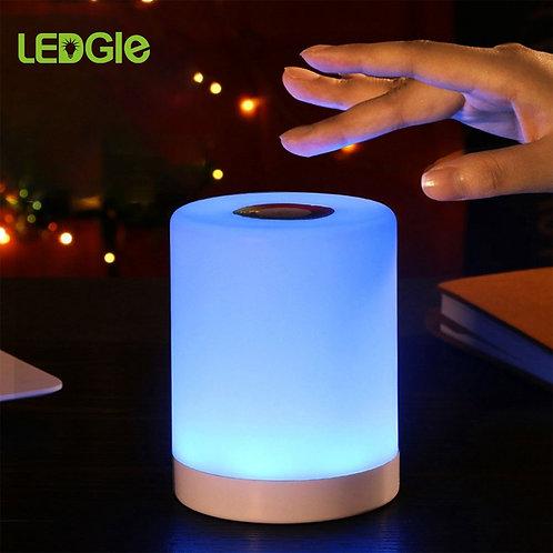USB Smart Bedside Lamp LED Table Lamp Nightlight