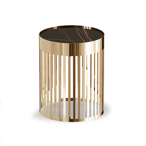 Side Table Stark - Superbly detailed and hand crafted with the finest materials