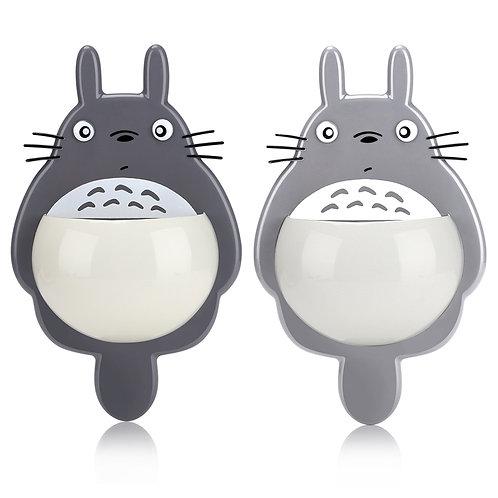 Cute Cartoon Toothbrush Holder Racks Kitchen Suction Cups