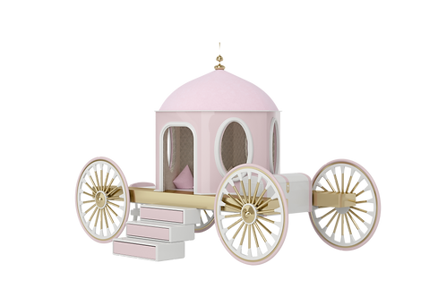 Pumkin Carriage - Superbly detailed and hand crafted with the finest materials