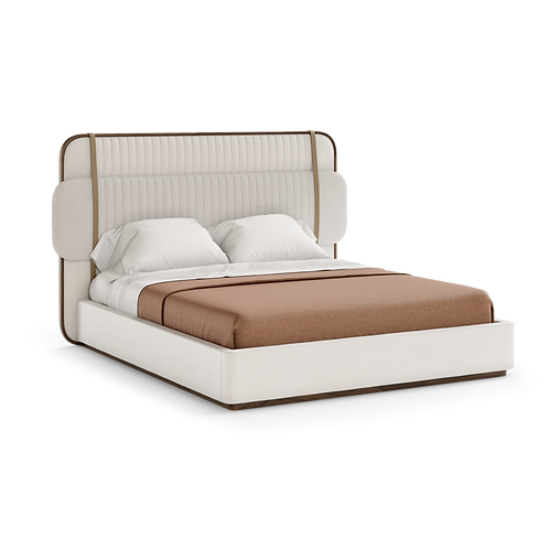 SCOTT BED - Superbly detailed and hand crafted with the finest materials