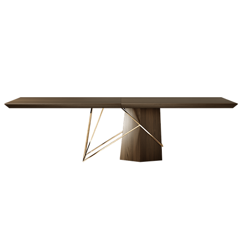 Noah Dinning Table - Superbly detailed and hand crafted with the finest material