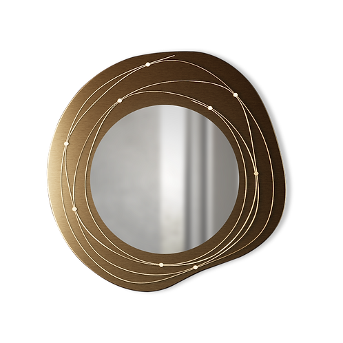 Mirror Cordon - Superbly detailed and hand crafted with the finest materials