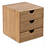 Thumbnail: Bamboo 3 Drawer chest