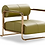 Thumbnail: HOLDEN ARMCHAIR - Superbly detailed and hand crafted with the finest materials