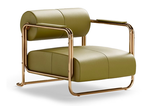 HOLDEN ARMCHAIR - Superbly detailed and hand crafted with the finest materials