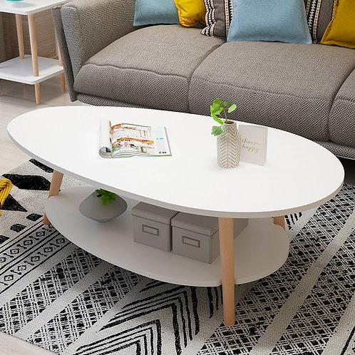 Table Simple Square Table Living Room Leisure Tea Table