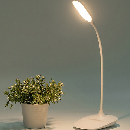 3 Modes LED Stand Desk Lamp Flexible Touch Switch Control Dimmable