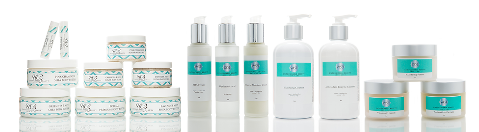 Untouchable Beauty Skin Care - Natural Skin Care Products