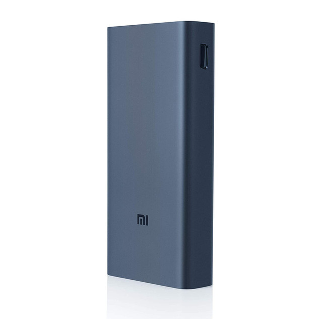Mi Power Bank 3i 20000mAh (Sandstone Black) Triple Output and Dual Input Port | 18W Fast Charging | Power Delivery ₹ 1,399.00