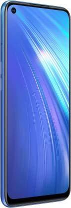 Realme 6 (Comet Blue, 64 GB) (6 GB RAM) ₹ 14,499.00