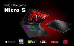 Acer Nitro 5 Intel Core i5-10th Gen 15.6-inch 144 Hz Refresh Rate Gaming Laptop (8GB RAM/RTX 3060 Gr