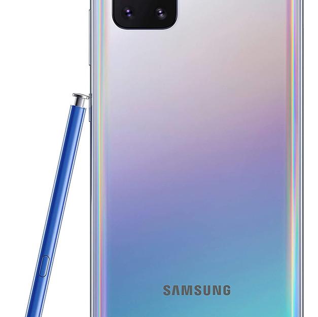 Samsung Galaxy Note10 Lite (Aura Glow, 6GB RAM, 128GB Storage)
