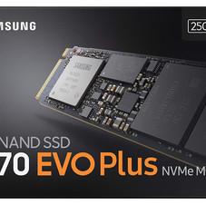 Samsung 970 EVO Plus 250GB PCIe NVMe M.2 (2280) Internal Solid State Drive (SSD) (MZ-V7S250) ₹ 3,999.00