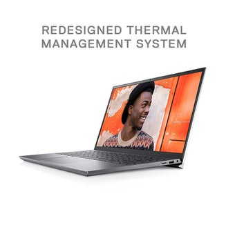 """Dell 14 (2021) i5-11300H, 16GB, 512GB SSD, Integrated Graphics, Win 10 + MS Office, 14.0"""" (35.56 cms) FHD Display, Backlit KB + FPR, Silver (Inspiron 5418, D560598WIN9S)"""