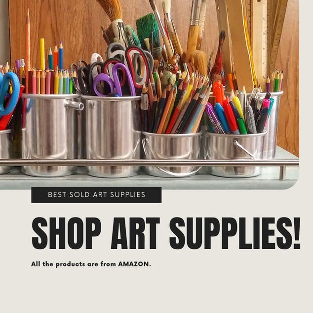 Shop Art Supplies