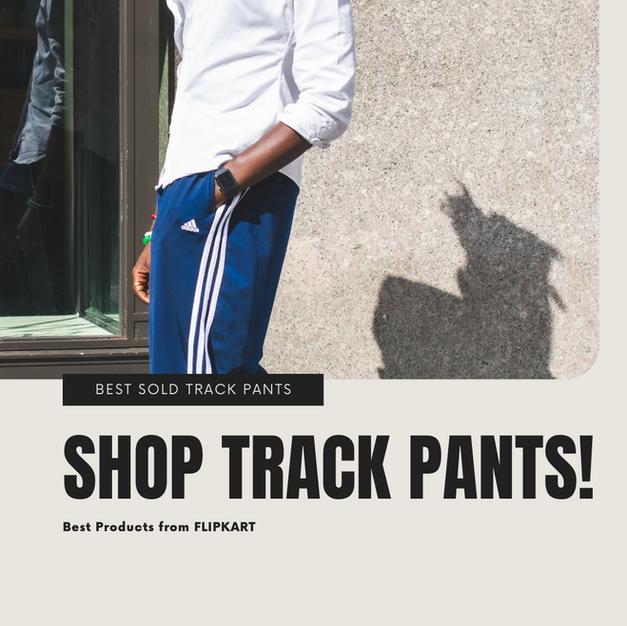 Shop Track Pants