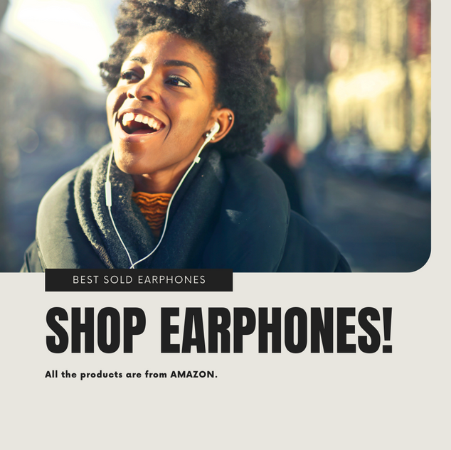 Shop Earphones