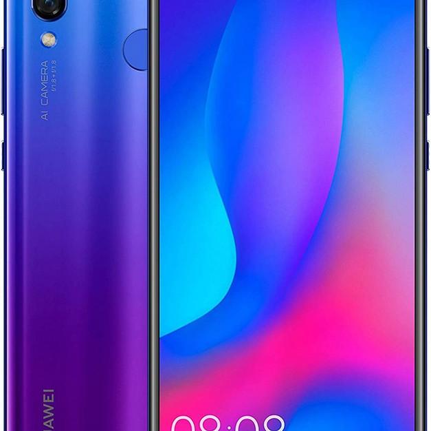 Huawei Nova 3 (Iris Purple, 6GB RAM, 128GB Storage) ₹ 21,999.00