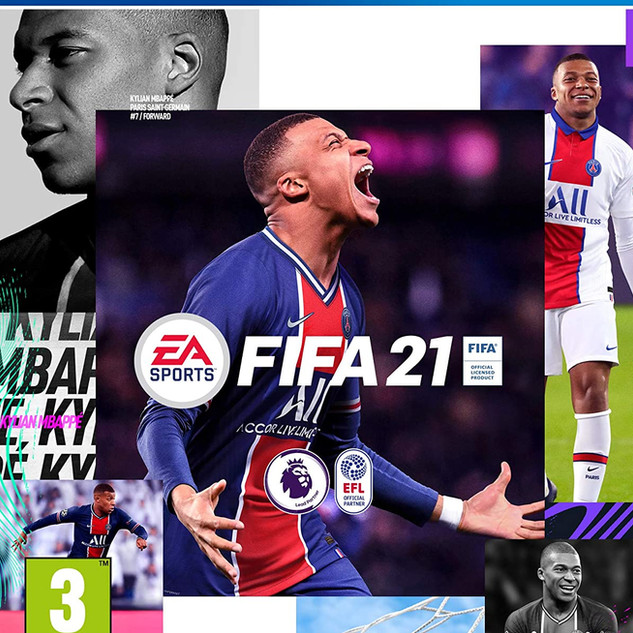 FIFA 21 Standard Edition (PS4) ₹ 3,792.00