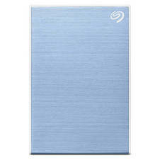 Seagate Backup Plus Slim 1 TB External Hard Drive Portable HDD – Light Blue USB 3.0 for PC Laptop and Mac, 1 Year Mylio Create, 4 Months Adobe CC Photography, and 3-Year Rescue Services (STHN1000402) ₹ 3,699.00