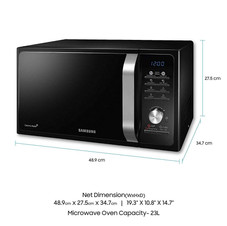 Samsung 23 L Solo Microwave Oven ₹ 5,200.00